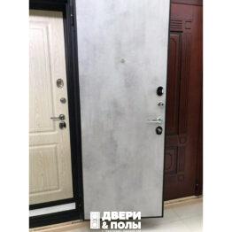 дверь тренд бетон .