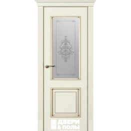 dveri porte richi л32 со стеклом