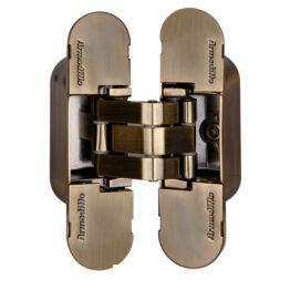 скрытой Armadillo Армадилло установки с 3D регулировкой 9540UN3D AB Бронза 21
