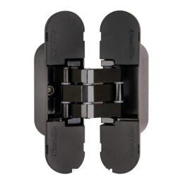 скрытой Armadillo Армадилло установки с 3D регулировкой 9540UN3D BL Черный