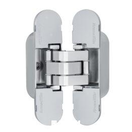 скрытой Armadillo Армадилло установки с 3D регулировкой 9540UN3D SC Мат хром