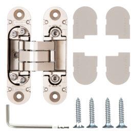 скрытой Armadillo Армадилло установки с 3D регулировкой 9540UN3D SN Мат никель 1