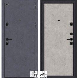 металлическая дверь Porta M П50.П50 GRAPHITE ART GREY ART