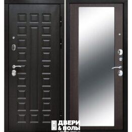 vhodnaya dver monarh 10 sm zerkalo venge
