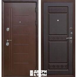 vhodnaya dver troya mednyj antik venge