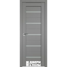 dver profildoors 7U Grey matovoe