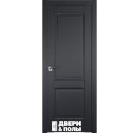 dver profildoors 91U CHyernyy matovyy