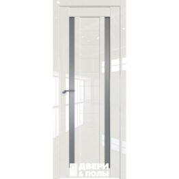 dver 15L Magnoliya lyuks steklo grafit