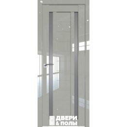 dver 15L galka lyuks steklo grafit
