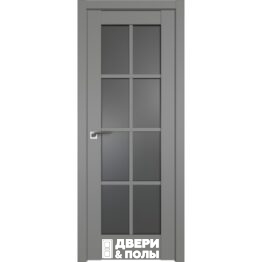 dver profildoors 101U Grey grafit