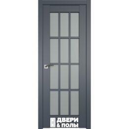 dver profildoors 102U Antratsit matovoe