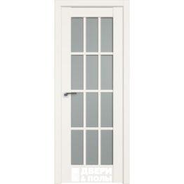 dver profildoors 102U Darkvayt matovoe
