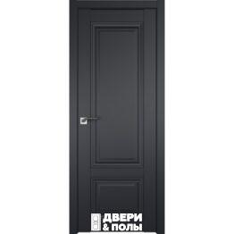 dver profildoors 2.102U CHyernyy matovyy