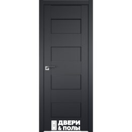 dver profildoors 45U CHyernyy matovyy grafit