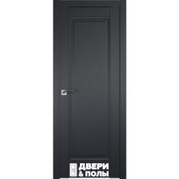 dver profildoors 93U CHyernyy matovyy