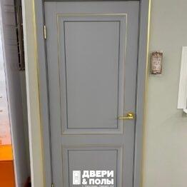 dveri dekanto Barhat Light Grey latyn dg