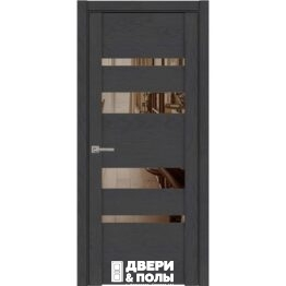 dveri uberture UniLine 30013 SoftTouch antracit
